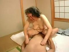 Japonés Abuelas De 60+