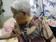 Kinesiska Mormor