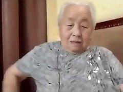 Japonés Grannie 80yo