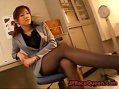Saucy hiromi aoyama gets twat licked part6