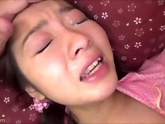 Compilation of Japanese Stepdaughters Banged in Family