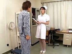 Perfect Asian Nurse Suck Off CIM