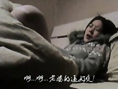 Chinese First-timer wife White Stockings style 2