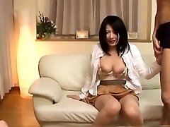 Förförisk Japanska Babe Jävla