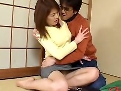 Horny Japanese whore in Fabulous Uncensored, 69 JAV video