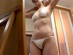 softcore asian bikini ass massage
