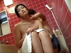Japanese Hot junior Chesty Cougar Chinami e