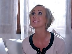 Super Hot MILF Brandi love fucks a super-fucking-hot ebony psychiatrist
