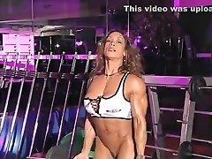 Hottest homemade Fetish, Muscular Women porn scene