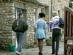 Debora Coeur - German Maid romped by Stranger