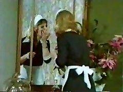 Classic Vintage Retro - Lil Tove Clip - Maid Intercourse