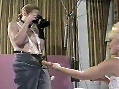 Tiffany & Susan - Vintage Lesbian Strapon