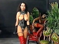 Damsel Female Dom-Goddess #1, 1987 Teresa Orlowski,Jeannie Pepper Part 1