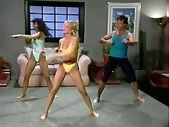 THAT'S THE WAY - vintage workout fitness gonzo video