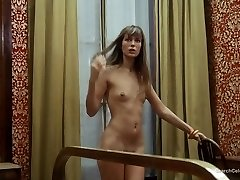 Jane Birkin nude - Love at the Top