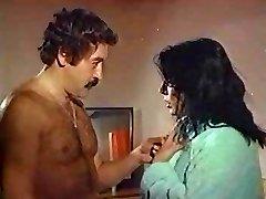 zerrin egeliler elderly Turkish sex erotic movie sex scene hairy