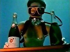 vintage tender erotica (underwater striptease)