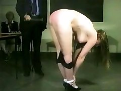 Old-school caning