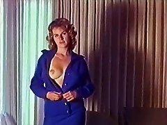LET THE LOVE COME THROUGH - vintage striptease music video