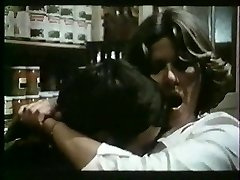 French mature loves spanking and poking - antique