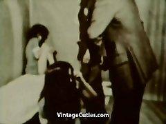 Policeman Teaches Arrested Honeys