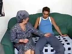 Incredible Fetish, Grandmothers sex video