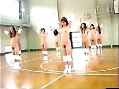 Bare Japanese  Gymnasium (Retro)