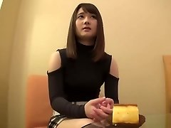 Best Japanese girl in Unbelievable Vintage, Solo Damsel JAV sequence pretty one