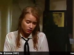 Jane Birkin & Karina Fallenstein naked and explicit scenes