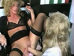 Sandra Fox, Fisting and Lesbian Fun with other women 03