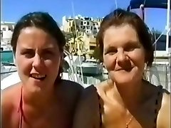 Brit Extreme - Mother & Daughter in Spain