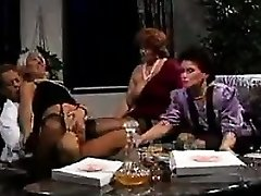 Grandmas Having Gang Sex With A Younger Guy