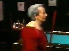 Monstrous Lesbian Grandmas On A Pool Table Classic