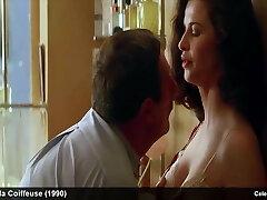 Celebrity Actress Anna Galiena Romantic Orgy Scenes