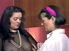 Vieilles salopes aux gros nichons- French vintage porno