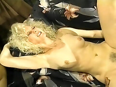 Wild Milky Chicks in Interracial 3somes