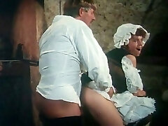 Vintage fucking in the dungeon