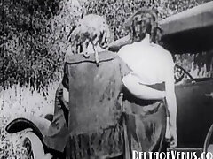 Very Early Antique Porn  1915