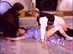 Naughty ballerina krijgt haar twat sloeg hard missionaris stijl