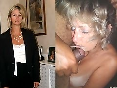 Amateur moms in homemade sex