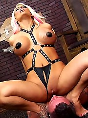 Mean Dungeon.com featuring Jacky Joy