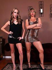 Cadence Lux & Brianna