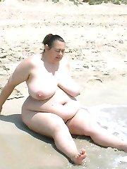 bbw girls deck naked