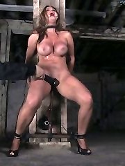 Hot delicious Tricia Oaks returns to Device with an unreal body and incredible beauty to submit...