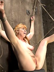 Penny is a dirty little slut and shes not afraid to admit it. She loves to be tied up and made...