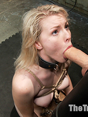 Brand new kinky model Ella Nova has been making the rounds lately - a shoot here and there, a...