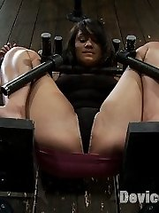 Welcome Charley Chase to Device bondage. This amazing, hot, beautiful sex bomb is truly one of...