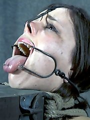 Juliette March likes making men happy. What nicer way for her to showcase her dedication than to gargle PD off like her life depends on it.