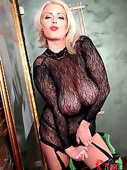 Seduction In A Body Stocking