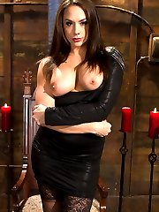 When Chanel Preston is in the room, you immediately get the sense youre in the presence of a...
